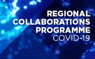 Regional Collaborations Programme COVID-19 digital grants